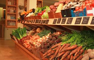 Hall Farm Shop