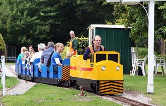 High Legh Miniature Railway