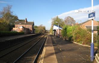 Ashley Rail Trail Route