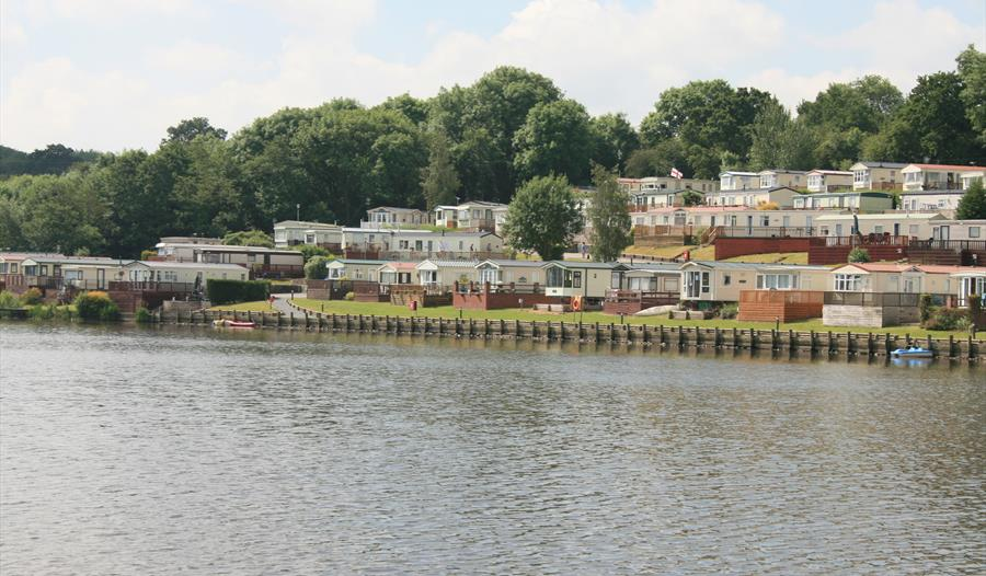 Lakeside Caravan Park Cheshire