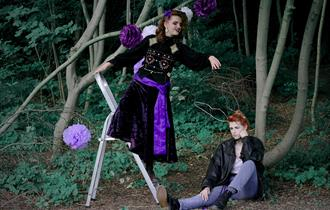 A Midsummer Night's Dream - Outdoor Theatre at The Carrs