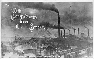 Two Centuries of Stink: Smelling Mapping Widnes Past and Present