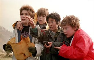 Drive in Cinema - The Goonies - Chester FC