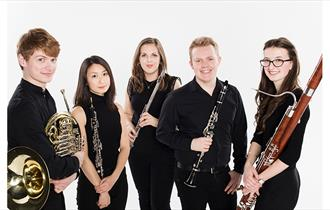 Concert by Magnard Ensemble (Wind Quintet)