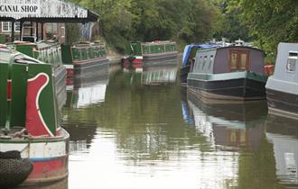 Trent and Mersey Canal - Walks for All