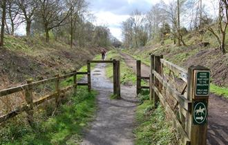 Walks for All - Middlewood Way