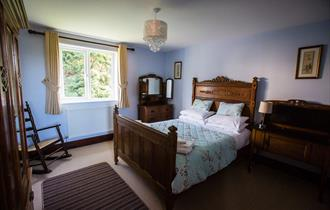 Bedroom at Millmoor Farm Cottages - SC