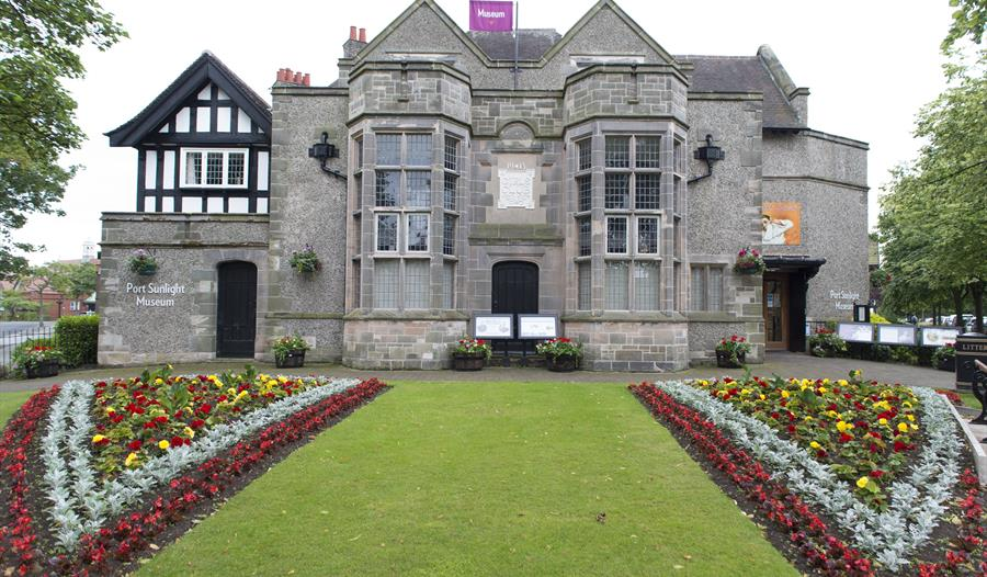 Port Sunlight Museum & Garden Village