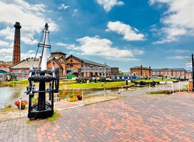 National Waterways Museum, Ellesmere Port