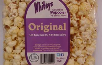 Whiteys Gourmet Popcorn