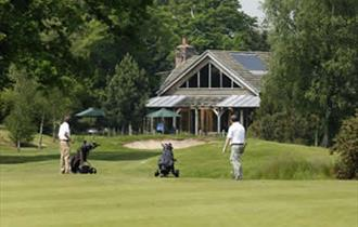 PEOVER golf course