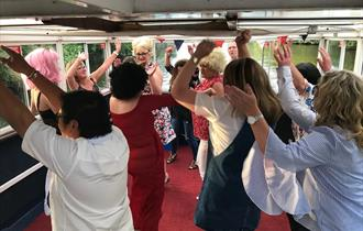 60s, 70s & 80s Rewind Party Cruise