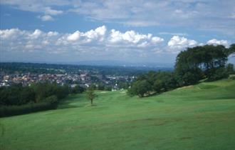 MACCLESFIELD golf course