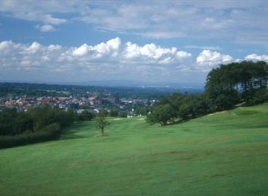 MACCLESFIELD golf course