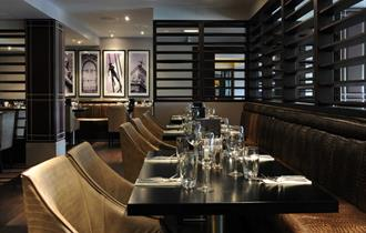 The Verge Grill at at Village Hotel Warrington