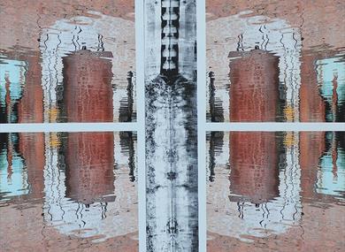 Quay 1, Frodsham by Pauline Leaver