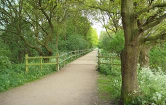 Walks for All - The Wheelock Rail Trail