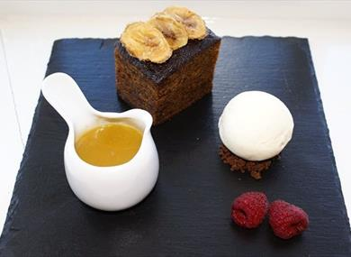 Delicious cakes and finest tastes at The Arboreum at Mere Court Hotel