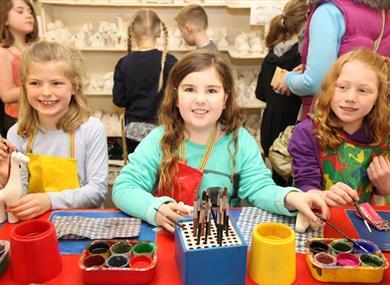Cheshire Workshops Candle Workshop