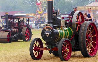 Cheshire Steam Fair