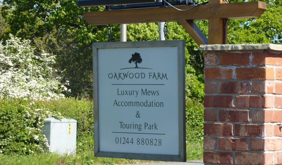 Oakwood Farm Luxury Mews and Touring Park