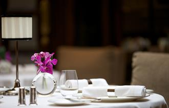 Simon Radley at The Chester Grosvenor offers contemporany dining