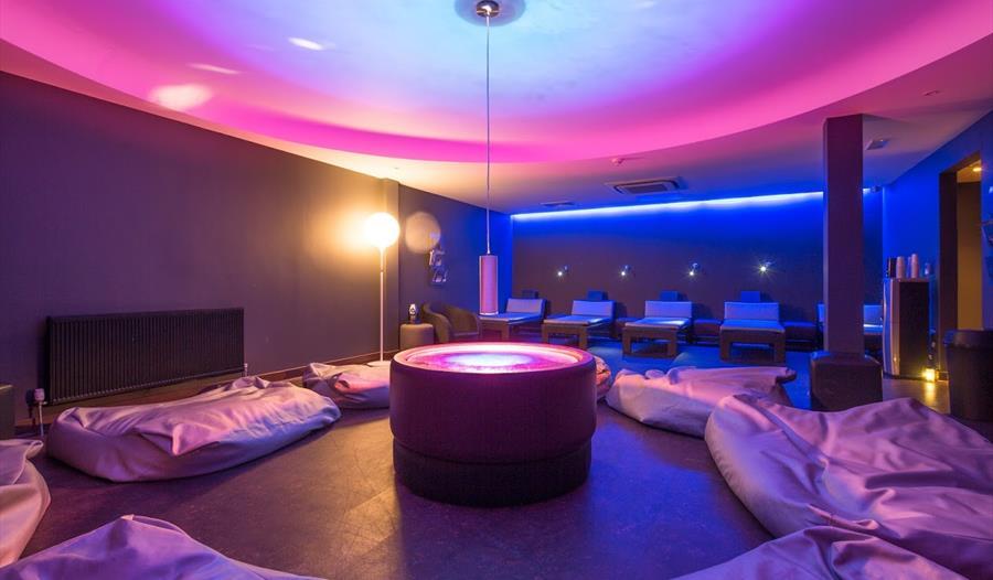 Spa Dreamwave Room