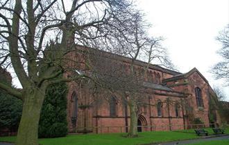 St John the Baptist Chester