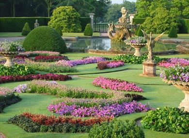Eaton Hall Gardens