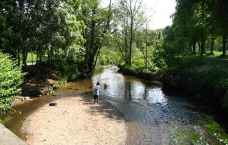 Bollin Valley Cycle Trail