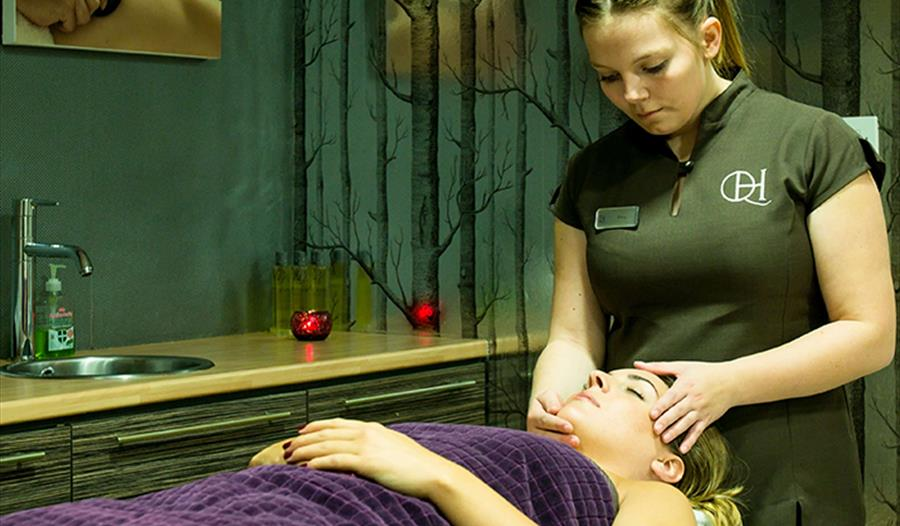 Treatments at The Park Royal Spa