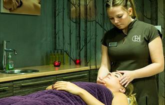 Treatments at The Park Royal Spa