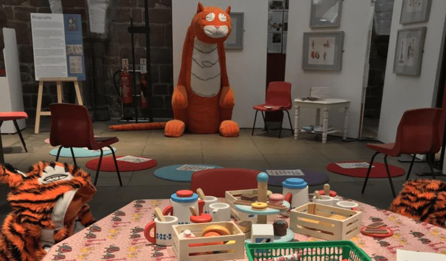 The Tiger Who Came To Tea – Storytime and Play Sessions