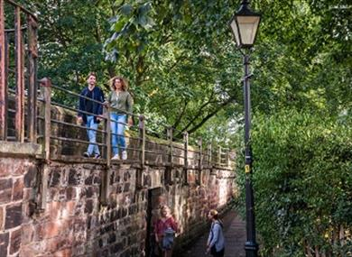 Your guide to walking the Walls in Chester