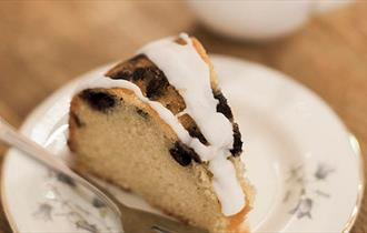 Delicious cakes at Watergate Deli Chester