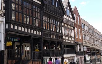 Watergate Street Guide, Chester