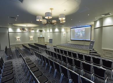 Meeting rooms at Wychwood Park Hotel, Crewe