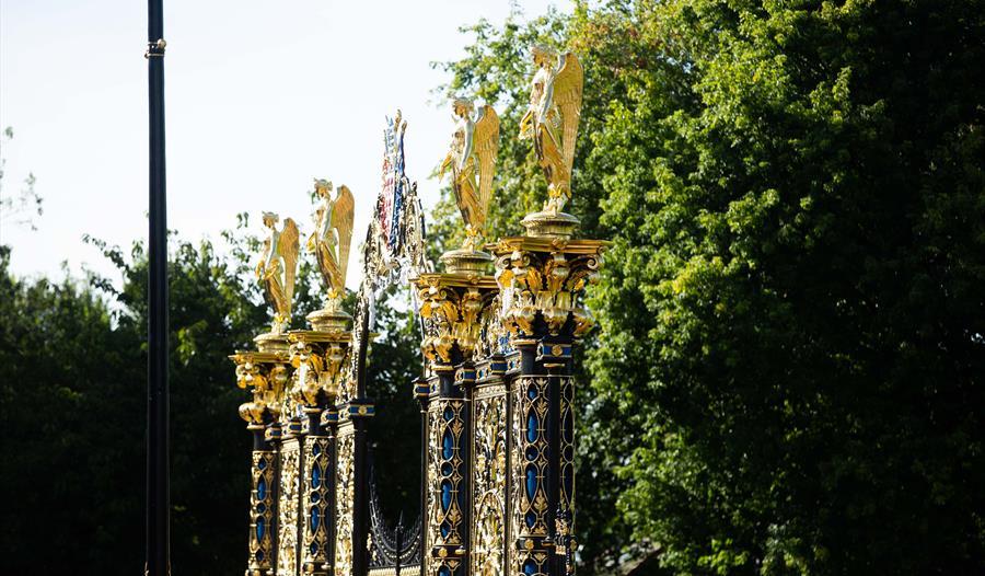 Golden Gates, Warrington