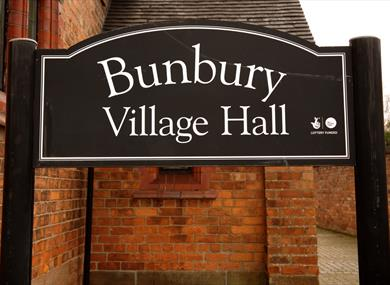 Bunbury Village Hall