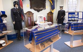 Policing History in Cheshire