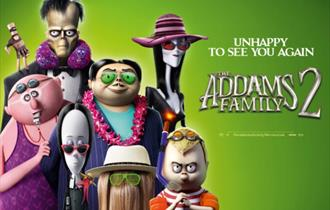 The Addams Family 2 (PG)