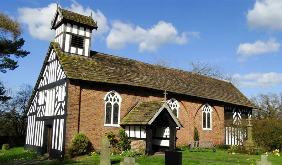 All Saints Church. Photo credit: Colin Park