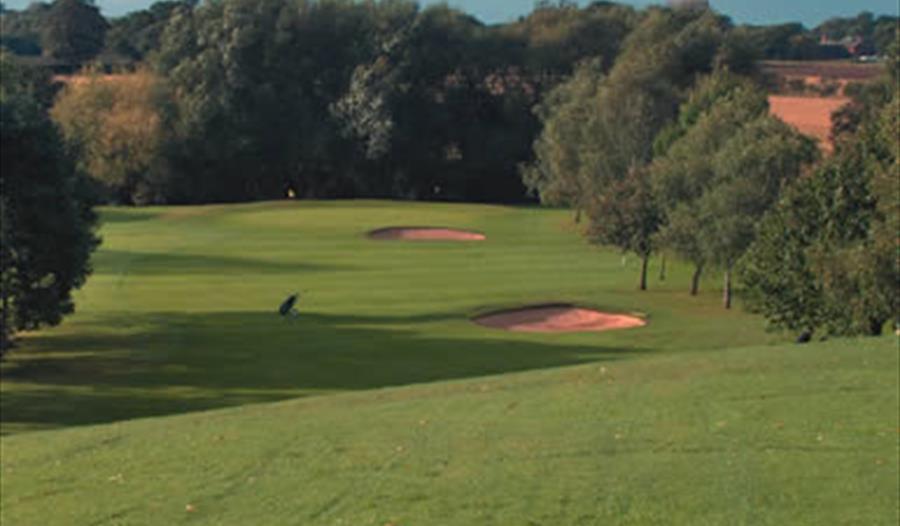 Alvaston Hall Golf Course