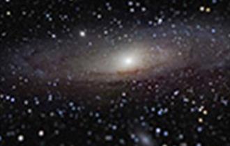 Image: Andromeda Galaxy at Arm's Length? (C) Nicolas Lefaudeux