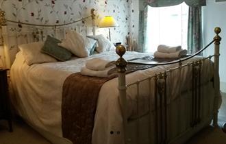 Bedroom at Ash House Farm - B&B