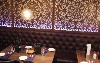 Balti Kitchen Dining Room