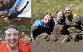 Bog Commander Mud Run & Obstacle Race