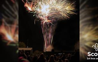 Elton Bonfire and Firework Spectacular