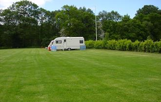 Boundary park Camping & Caravan Club Certificated Site
