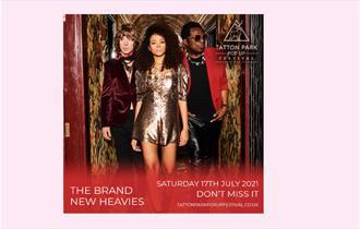 Tatton Park Pop Up Festival - The Brand New Heavies